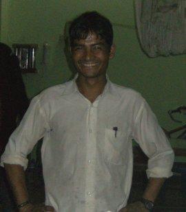 Ram, das Lächeln
